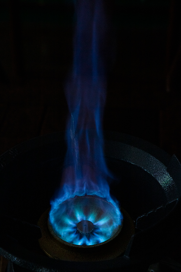 Lửa Marshal trung áp dữ dội bếp lửa thử nghiệm 2.jpg